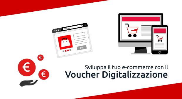 voucher digitalizzazione 2018 per micro e medio-piccole imprese